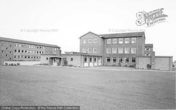 Photo of Ashby, Frederick Gough School c.1965