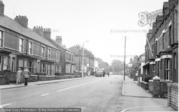 Photo of Ashby, High Street c.1955