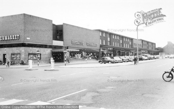 Photo of Ashby, High Street c.1955