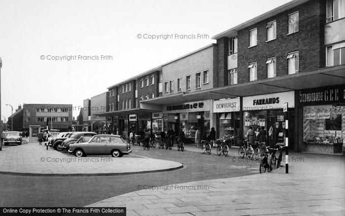 Photo of Ashby, High Street, The Broadway c.1960