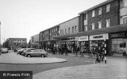 Ashby, High Street, The Broadway c.1960
