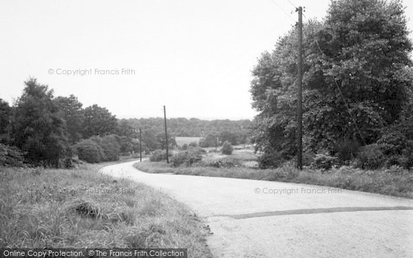 Photo of Ashby, Holme Lane c.1955