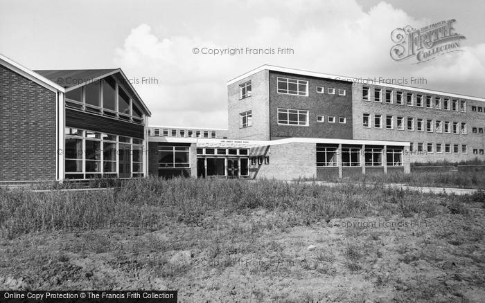 Photo of Ashby, John Leggott Grammar School c.1965
