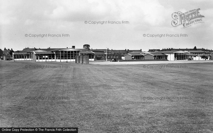 Photo of Ashby, Lincoln Gardens School c.1960