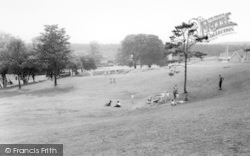Ashby, Manor Park c.1965