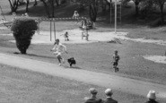Ashby, Manor Park Playground c.1965