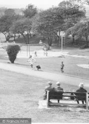 Ashby, Manor Park Playground c.1965