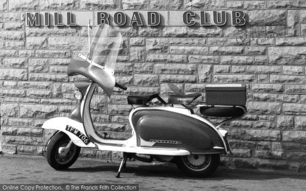 Photo of Ashby, Motor Scooter c.1965