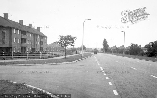 Photo of Ashby, Queensway c.1955
