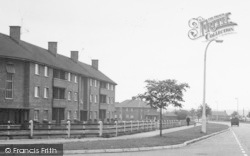 Ashby, Queensway c.1955