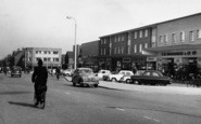 Ashby, Shopping Centre c.1960