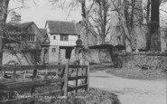 Ashby St Ledgers, Gunpowder Plot Room c.1960