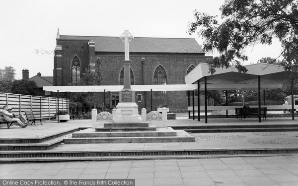 Photo of Ashby, St Paul's Church c.1965