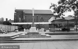 Ashby, St Paul's Church c.1965