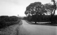 Ashby, The View From Ravensthorpe c.1955