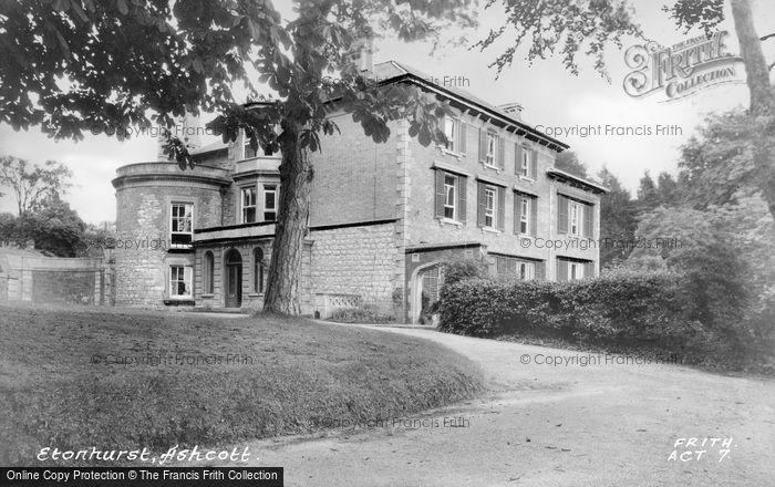 Photo of Ashcott, Etonhurst c.1955