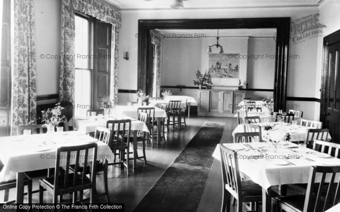 Photo of Ashcott, Etonhurst, The Dining Room c.1955