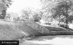 Ashcott, Etonhurst, The Drive c.1955