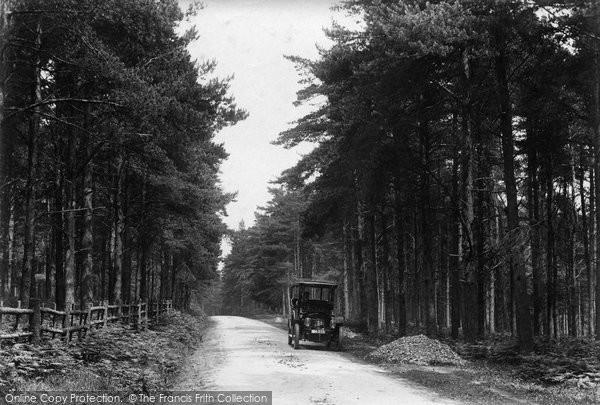 Ashdown Forest, 1908