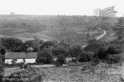Ashdown Forest, Captain Kidd's Hill 1927