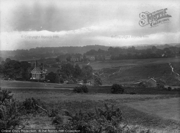 Photo of Ashdown Forest, Golf Links 1927