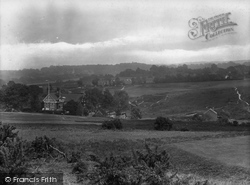 Ashdown Forest, Golf Links 1927