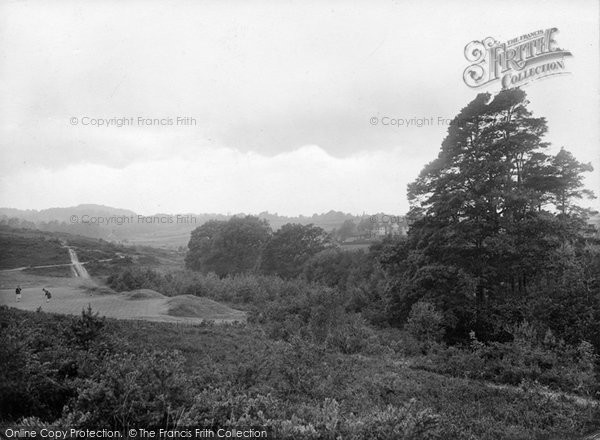 Photo of Ashdown Forest, Golf Links 1928