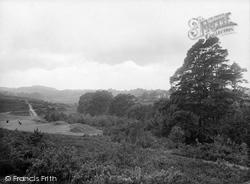 Ashdown Forest, Golf Links 1928