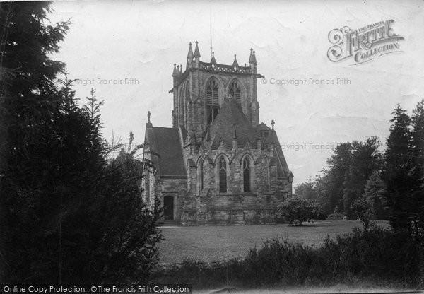 Photo of Ashdown Forest, St Richard De Wych Church 1908
