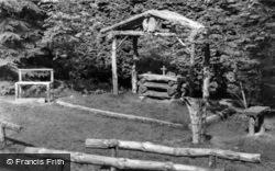 The Chapel, Broadstone Warren c.1955, Ashdown Forest