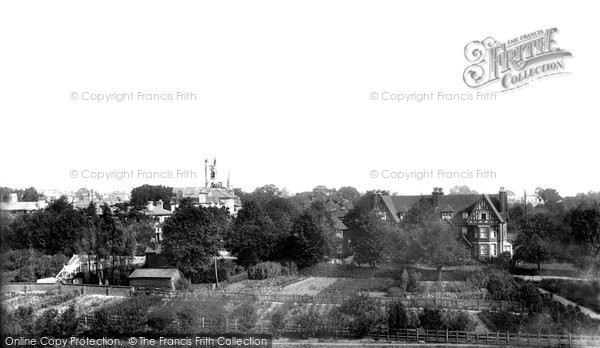 Photo of Ashford, 1903