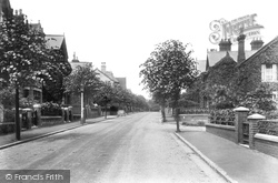 Ashford, Albert Road 1908