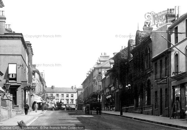 Photo of Ashford, Bank Street 1903