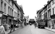 Ashford, Bank Street c.1950