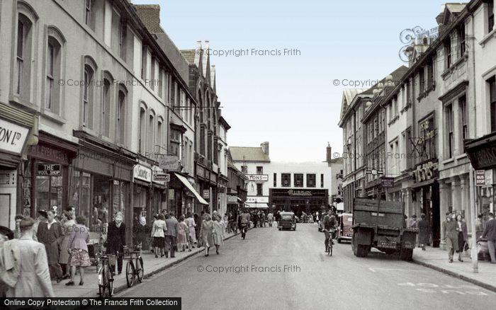 Photo of Ashford, Bank Street c.1950