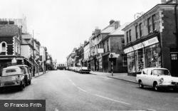 Ashford, Bank Street c.1960
