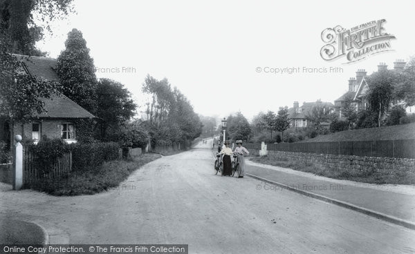 Photo of Ashford, Canterbury Road 1908