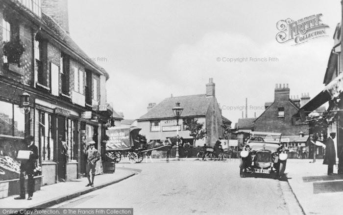 Photo of Ashford, Castle Street c.1915