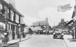 Ashford, Castle Street c.1915