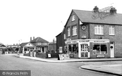 Ashford, Chesterfield Road 1962