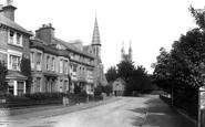 Ashford, Church Road 1901