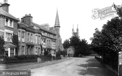 Ashford, Church Road 1901