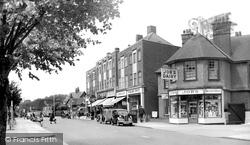 Ashford, Church Road 1954