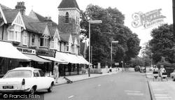 Ashford, Church Road 1962