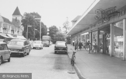 Ashford, Church Road 1962