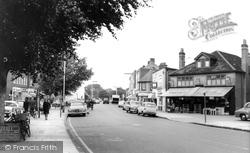 Ashford, Church Road 1965