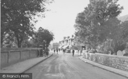 Ashford, Church Road c.1950