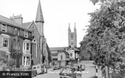 Ashford, Church Road c.1960