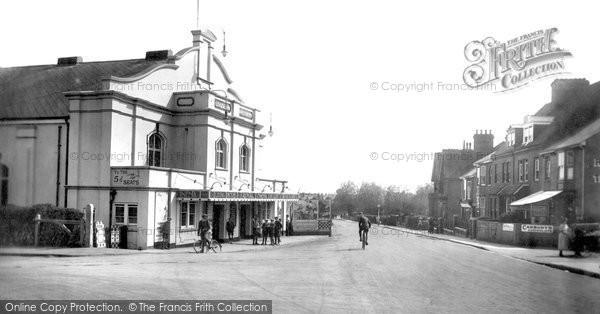 Photo of Ashford, Cinema 1921