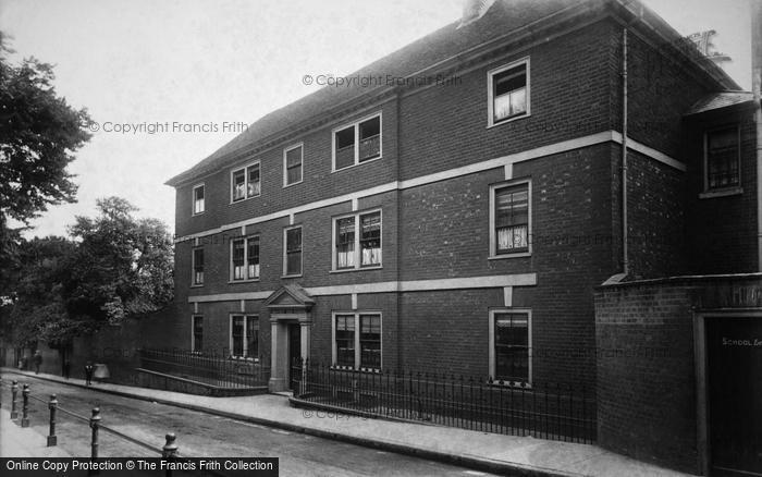 Photo of Ashford, Convent 1908